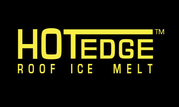 Use Snow Rail with S5 Roof Clamps with HotEdge Ice Melt systems to prevent Ice dams