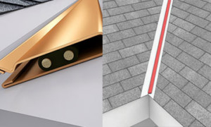 HotValley Roof Ice Melt System, Prevent Ice Dams, prevent Icicles on roof edge