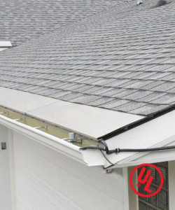 hotedge roof heat tape systems, deice melt systems, melt ice dams on my asphalt shingle roof, melt icicles on my asphalt shingle roof