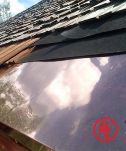 hotedge roof heat tape systems, deice melt systems, melt ice dams on my wood shake roof, melt icicles on my wood shake roof