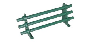 3 bar snow rail, three bar snow rail, painted snow rail for metal roofs and other roofs, pipe style snow guard