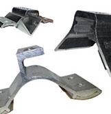 install solar panel kit with bracket mounts