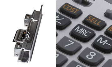 a snow guard calculator for s-5 roof mounts with colorgard