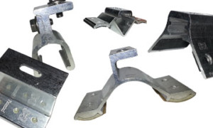 s-5 roof mounts, S-5 brackets, install HVAC units exposed fastened roofs corrugated roofs
